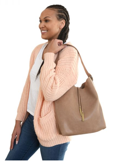 Jillian Hobo Bag
