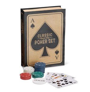 Poker Set Gift Box