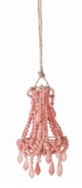Bead Chandelier Ornament