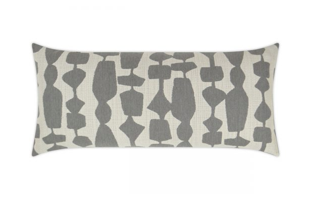 Freya Lumbar-Stone Pillow