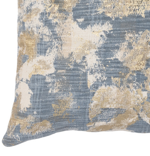 Luciana Rain Blue Pillow - 13 Hub Lane   |