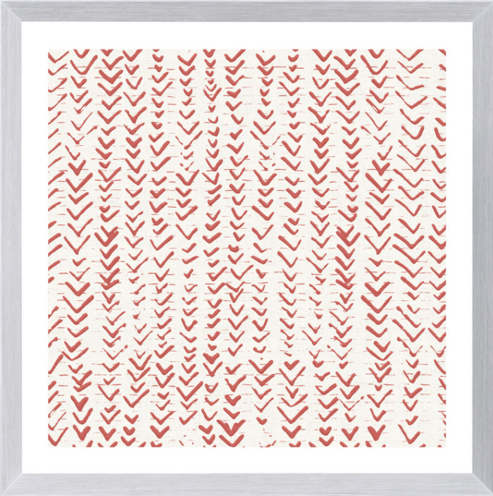 Motif in Coral