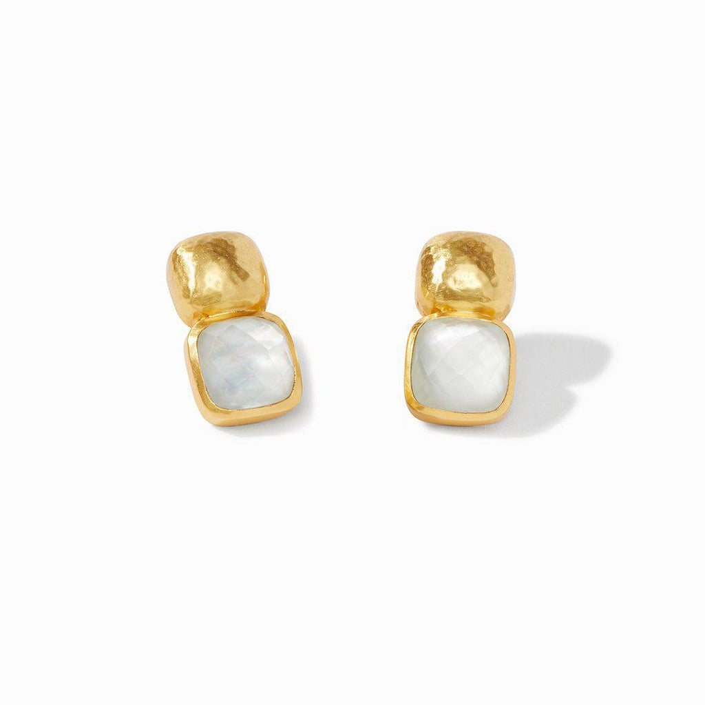 Julie Vos Catalina Gold Earrings