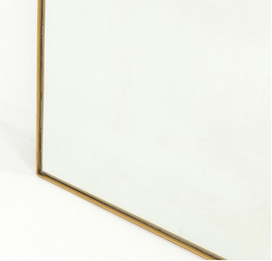 Bellvue Floor Mirror - 13 Hub Lane   |  Mirror