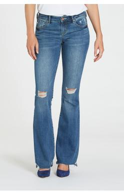 Dear John Rosie Flare Denim - 13 Hub Lane   |