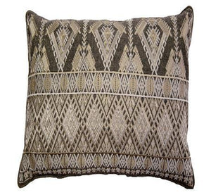 Pillow IH GEO Long Embroidery