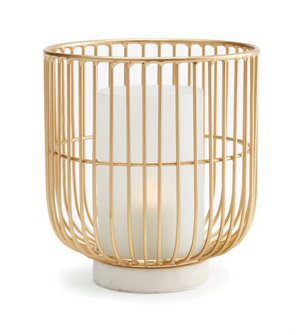 Soleil Hurricane Candle Holder - 13 Hub Lane   |  Candle Holder