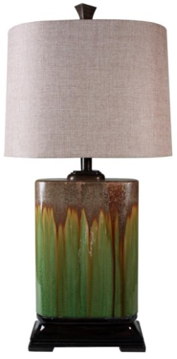 058-Table Lamp - Alton/ceramic - 13 Hub Lane - Style Craft Table Lamp