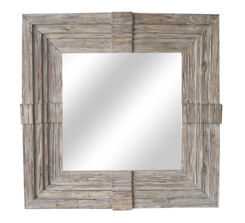 Notched Mirror - 13 Hub Lane   |  Mirror