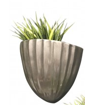 Concha Wall Pots - 13 Hub Lane   |