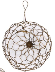 Round Wire Hanging Baskets - 13 Hub Lane   |