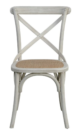 Brody X-Back Side Chair - 13 Hub Lane   |
