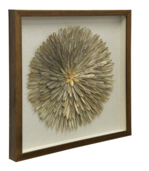 3 Dimensional Sculpture Shadow Box - 13 Hub Lane   |