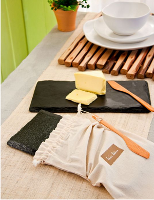 Slate Cheese Board Set - 13 Hub Lane   |