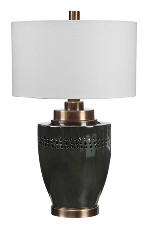 Ozias Table Lamp - 13 Hub Lane   |