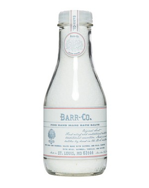 Barr Co Bath Soak Salts - 13 Hub Lane   |