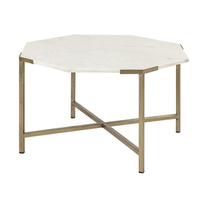 Vincent Octagonal Coffee Table - 13 Hub Lane   |