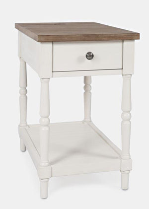 Chairside Table JOFR Grafton Farms 1-Drwr