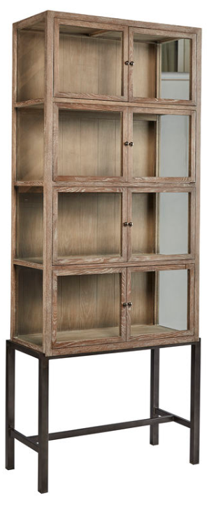 Veso Display Cabinet - 13 Hub Lane   |  Accent Cabinet
