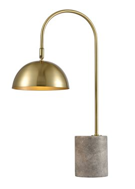 Yanis Adjustable Lamp - 13 Hub Lane   |  Table Lamp