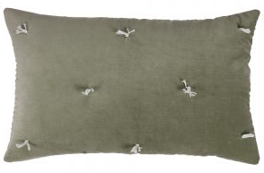 Hawke King Sham - 13 Hub Lane   |  Decorative Pillow