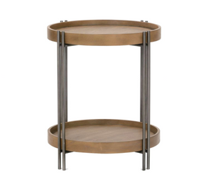 Nomad End Table - 13 Hub Lane   |  Side/Accent Table