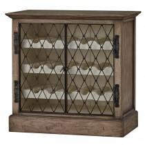 001-Sonoma Wine Chest - 13 Hub Lane - Bramble Wine Chest