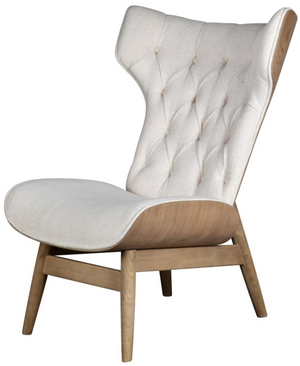 Nashville Chair w/ Cotton Boll