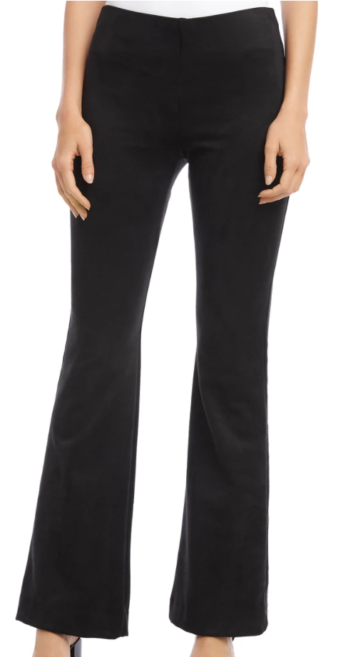 High Wisted Bootcut Pant - 13 Hub Lane   |  Pants