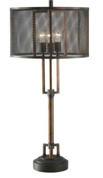 Winchester Table Lamp - 13 Hub Lane   |  Table Lamp