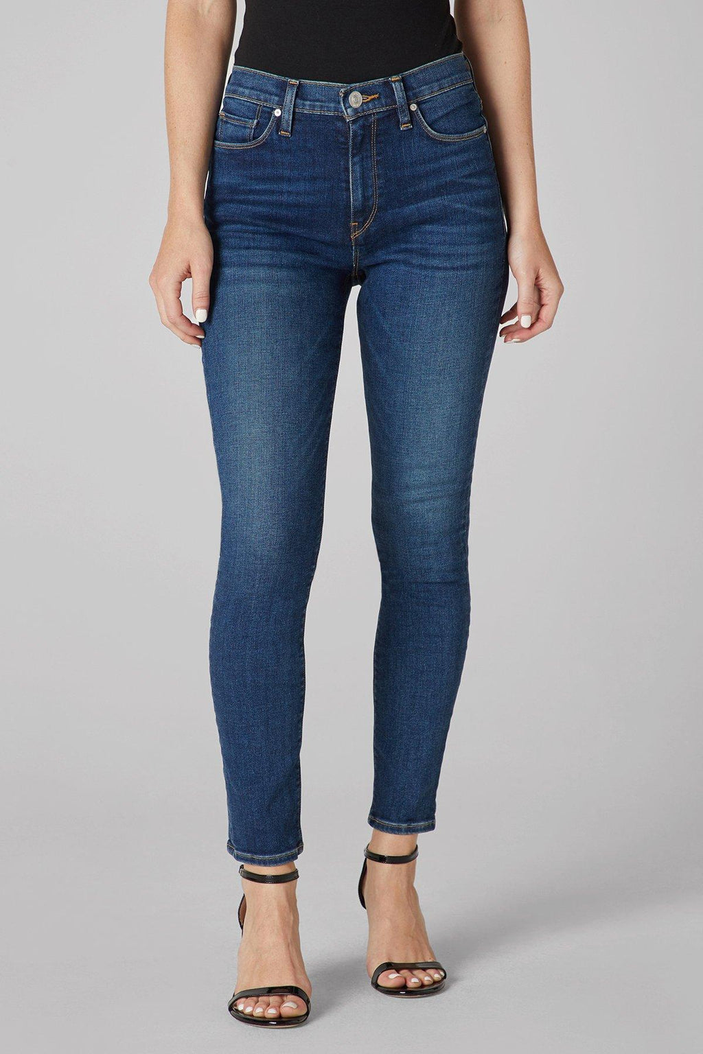 Hudson Barbara High-Rise Super Skinny Ankle Jean - 13 Hub Lane   |