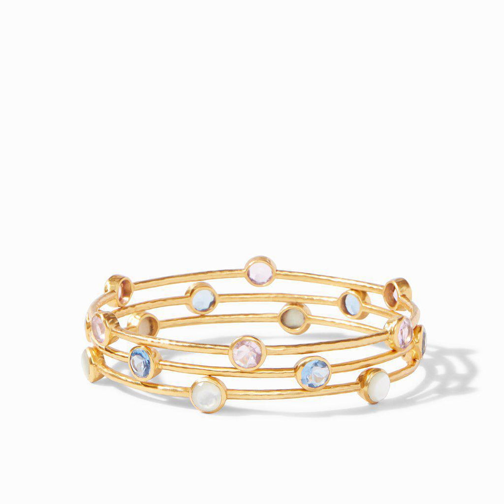 Julie Vos Milano Gold Bangle