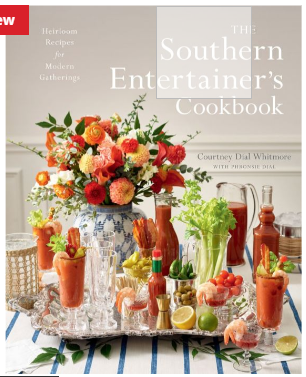 Cookbook GISM The Southern Entertainer's Cookbook