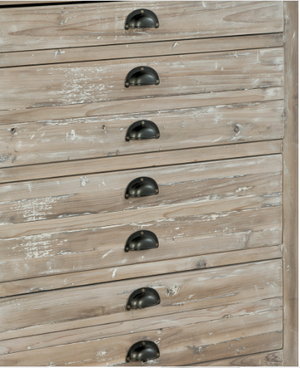 Small Apothecary Chest - 13 Hub Lane   |  Accent Cabinet
