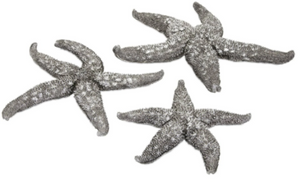 Wall Decor IMAX Magali Silver Starfish - 13 Hub Lane   |