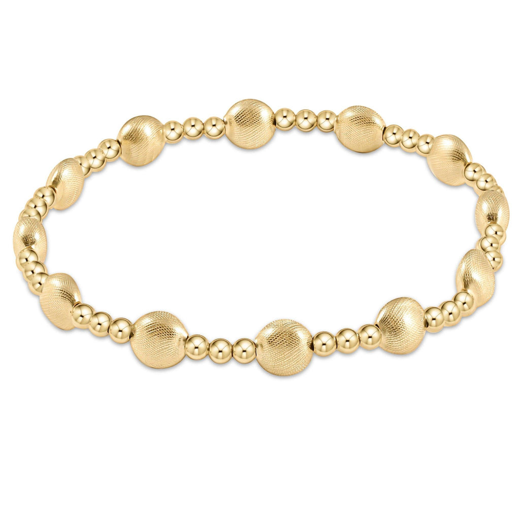 E Newton Honesty Sincerity Pattern 6mm Bead Bracelet - 13 Hub Lane   |