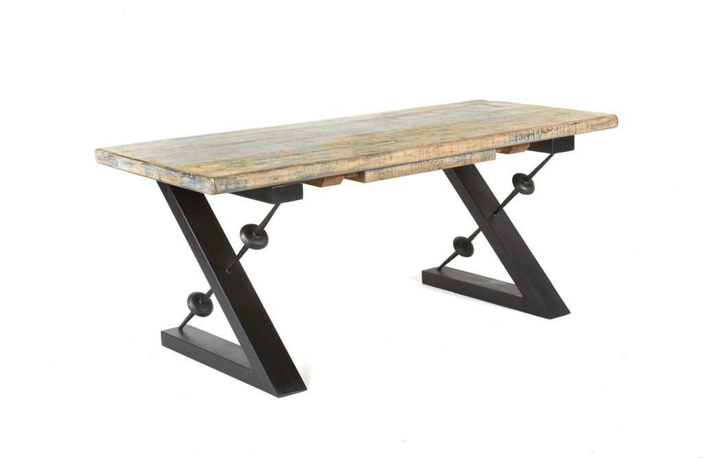 Zoey Antique Desk - 13 Hub Lane   |