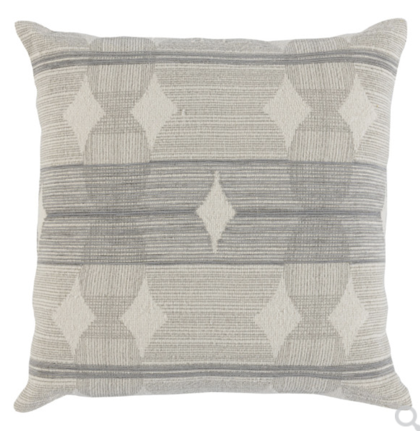 Decorative Pillow CLH Enzo Gray - 13 Hub Lane   |  Decorative Pillow