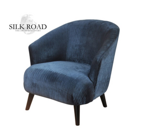 Shelter Arm Barrel Back Chair - 13 Hub Lane   |
