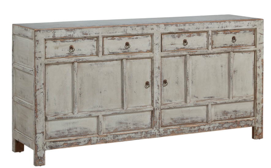 Blue Plymouth Sideboard - 13 Hub Lane   |
