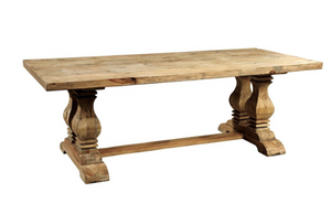 Manor House Trestle Table - 13 Hub Lane   |  Dining Table