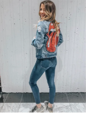 Denim Jacket - 13 Hub Lane   |
