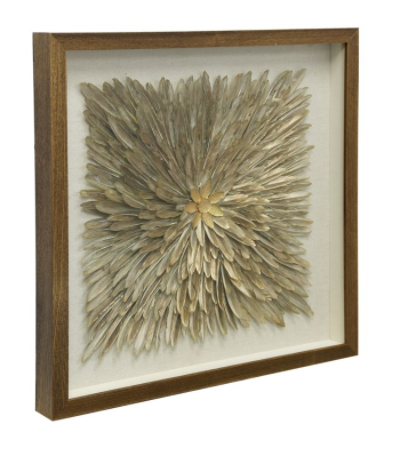 Square 3 Dimensional Shadow Box - 13 Hub Lane   |