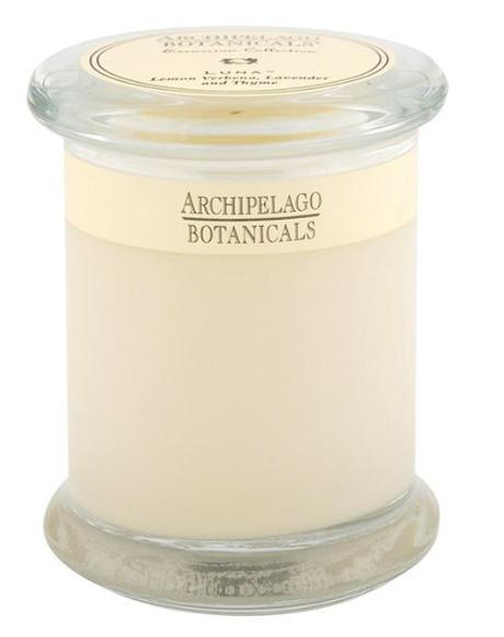 Archipelago Luna Glass Jar 8.6 oz. Candle