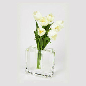 Hex Edge Medium Vase - 13 Hub Lane   |  Vase