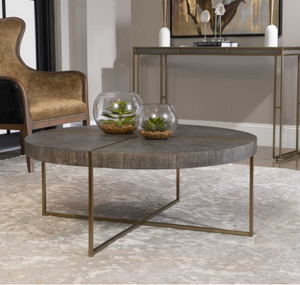 Taja Coffee Table - 13 Hub Lane   |  Coffee Table