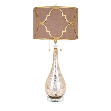 Table Lamp IMAX BF Westly Glass - 13 Hub Lane   |