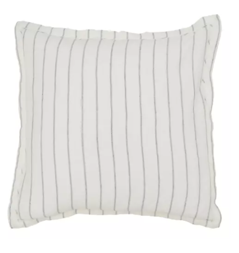Monaco Euro Sham - 13 Hub Lane   |  Decorative Pillow