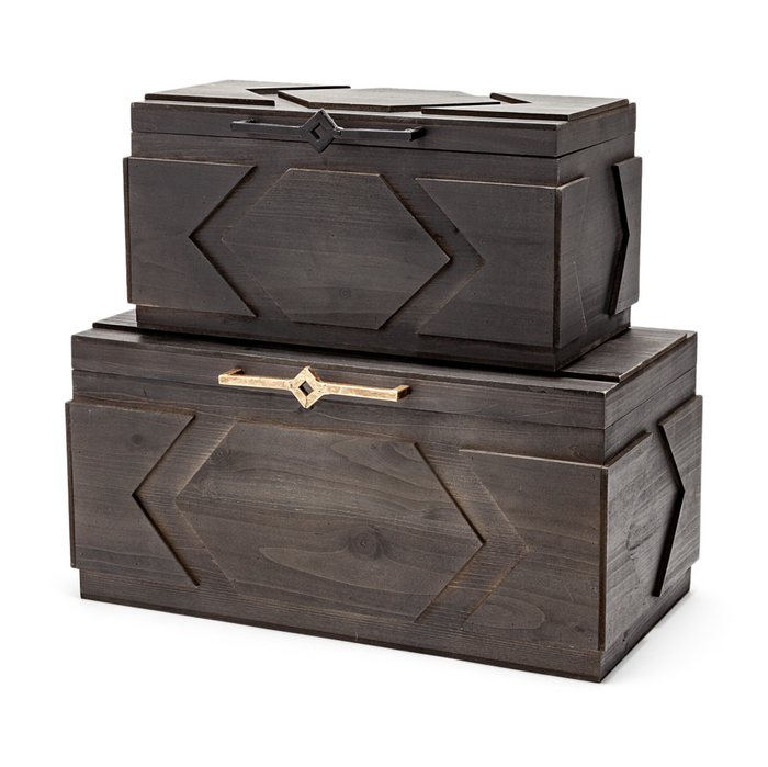 Cassia Large Decorative Box