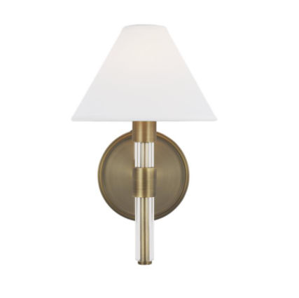 Robert 1-Light Sconce - 13 Hub Lane   |